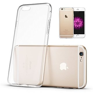 Handyhülle Ultraslim TPU Iphone 6 / 6S Plus Transparent