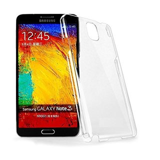 Handyhülle Ultraslim TPU Samsung Galaxy Note 3 Transparent