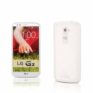 Handyhülle Ultraslim TPU LG G2 Mini Transparent