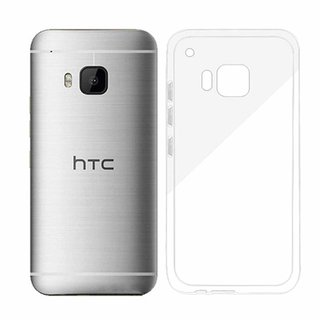 Handyhülle Ultraslim TPU HTC One M9 Transparent