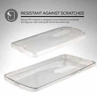 Handyhülle Ultraslim TPU HTC One M10 Transparent