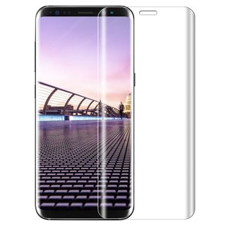 Panzerglas Samsung Galaxy S8 3 D Curved,9 H Full Screen Schutzfolie Glasfolie