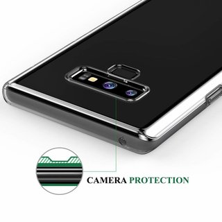 Handyhülle Ultraslim TPU Samsung Galaxy Note 9 Transparent